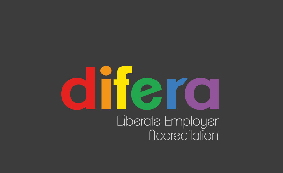 The DIFERA accreditation logo