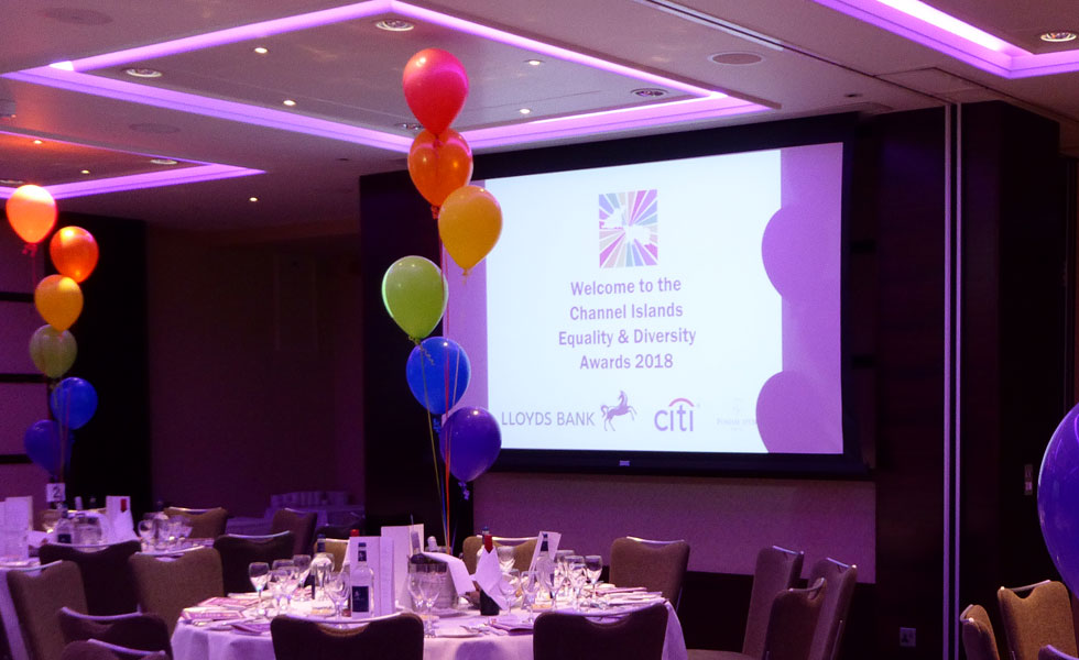 Photo: the C I Equality and Diversity Awards 2018