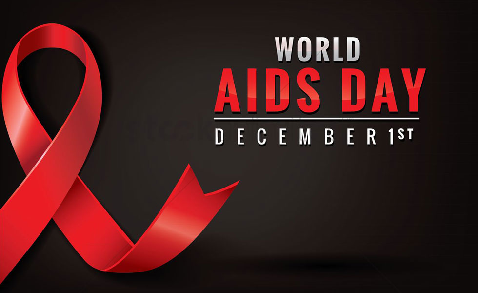 Poster: World Aids Day December the first