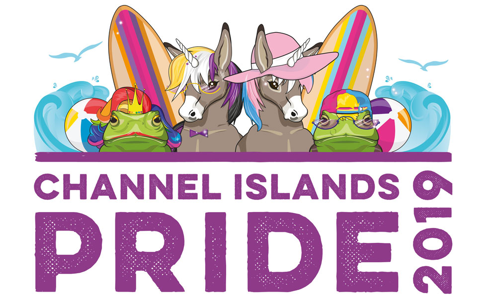 Logo: Channel Islands Pride 2019