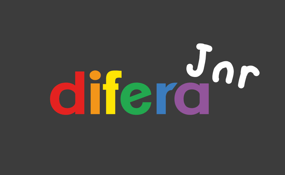 Logo: DIFERA Junior