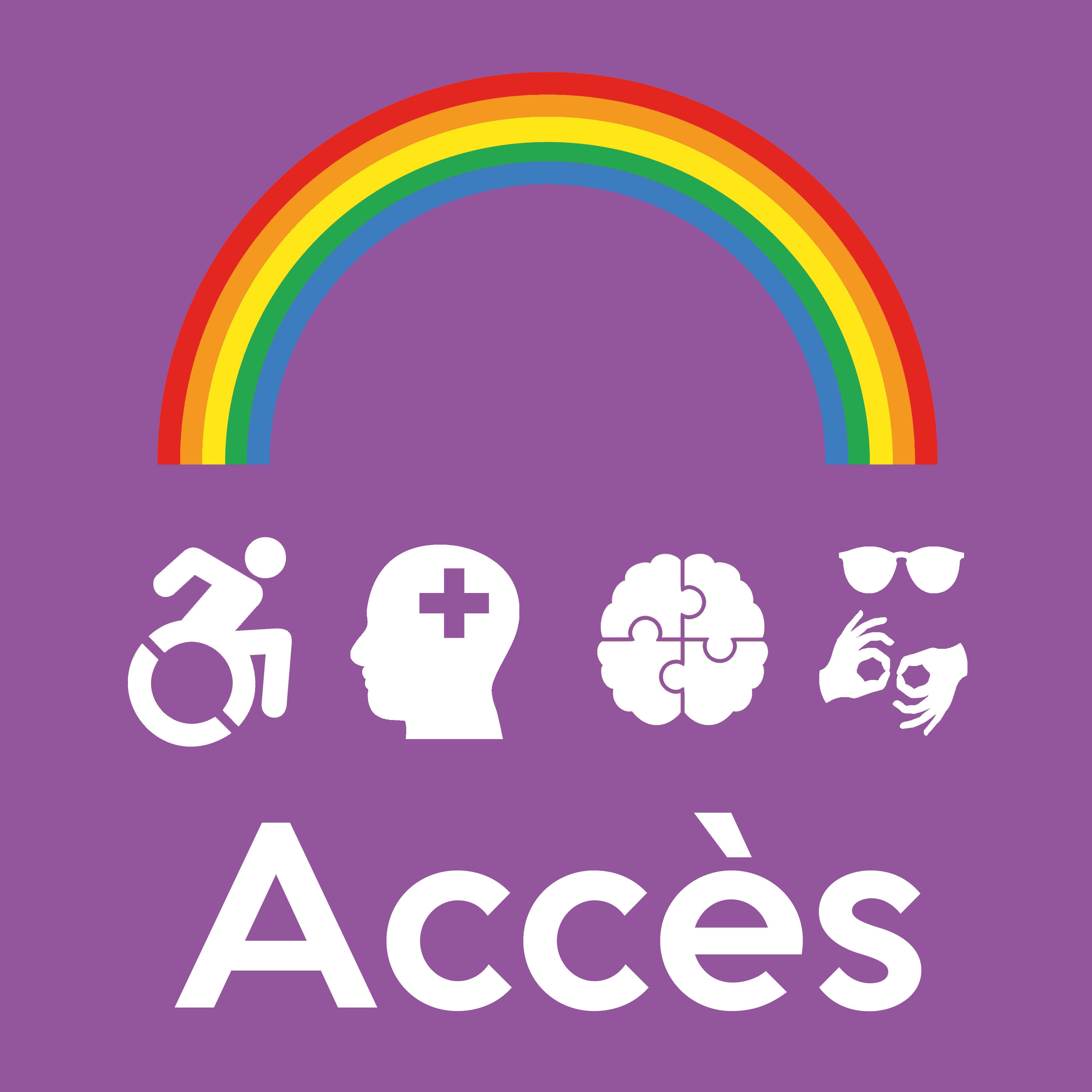 Logo: Accès scheme