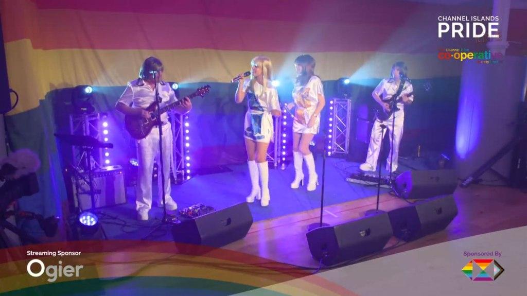 Photo: AbbaLoo at CI Pride