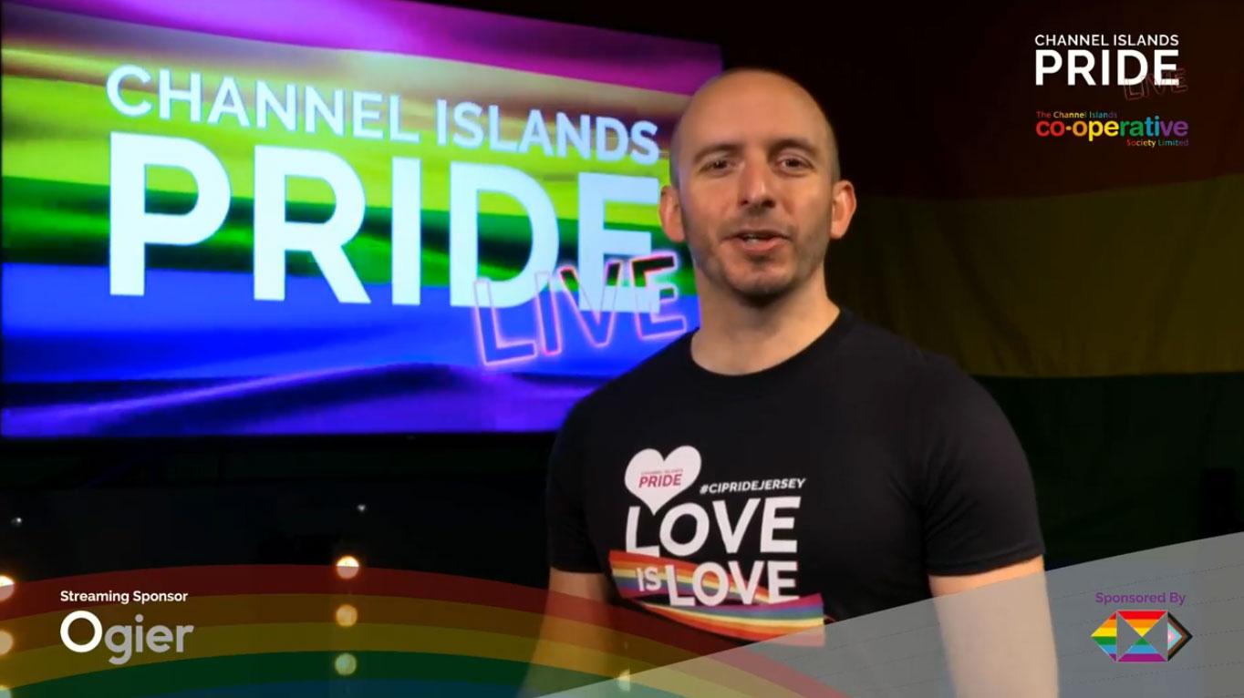 Photo: Christian May, CI Pride Director