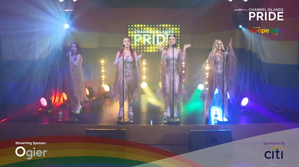 Photo: Siren at CI Pride